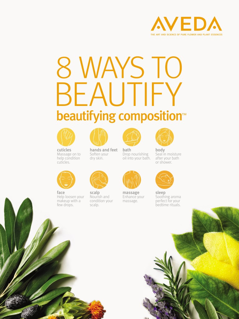 beautifying 8 ways