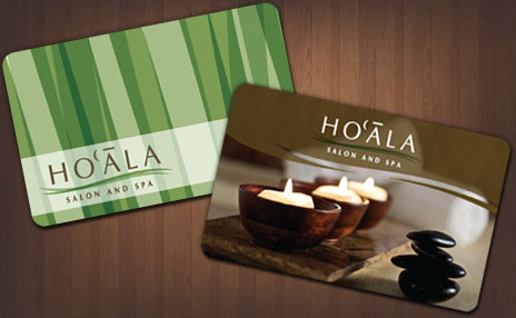 Hoala Salon & Spa Gift Cards